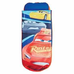Disney Cars – Lit junior ReadyBed – lit d'appoint pour enfants avec couette intégrée