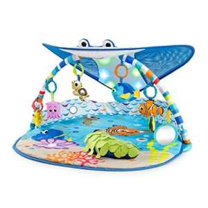 DISNEY Baby Mr. Ray Ocean Lights Tapis d'Eveil