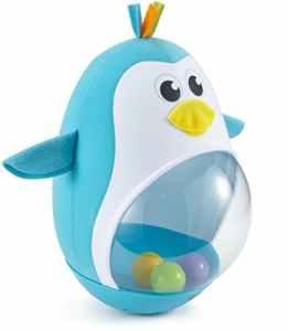 Fisher-Price Mattel – M4046 – Jouet 1er Age Pingouin A Boules