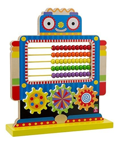 ALEX Jr. Count N Spin Abacus Robot by ALEX Toys