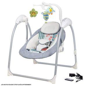 Balancelle transat électrique bébé Lilou3