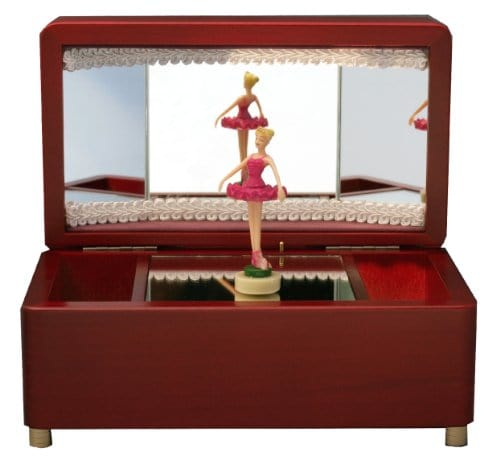Dream ballerina music box (L) love (japan import)