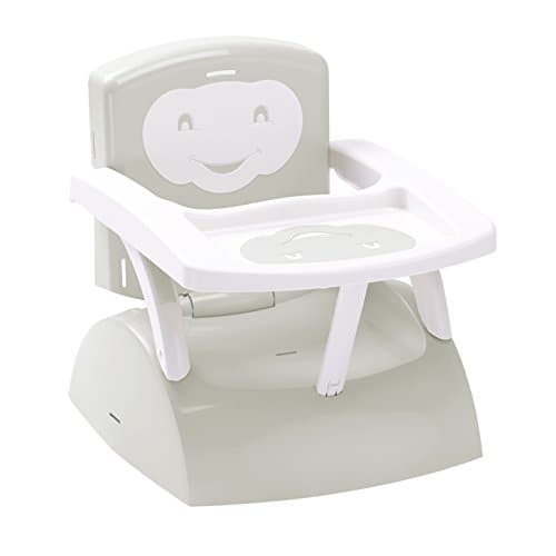 THERMOBABY Babytop Rehausseur de Chaise Gris Agate