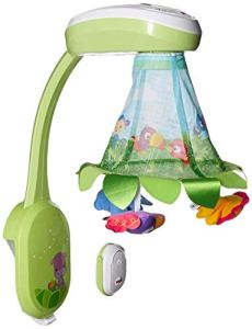 Fisher-Price – DFP09 – Mobile Feuilles Magiques