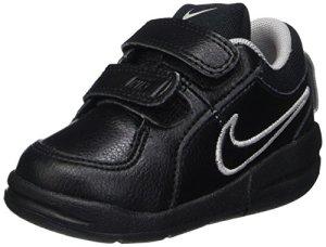 Nike Pico 4 (TDV), chaussures premiers pas mixte bébé, Multicolore – Black (Black 001), 19.5 EU