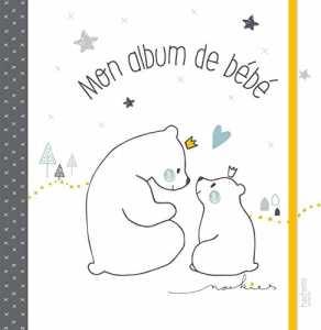 Noukies – Album de bébé NED