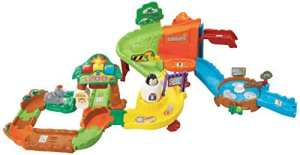 VTech 80-157204 – Tip Tap Baby Tiere, Zoo