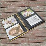 Giftgarden 40 Pochettes 10×15 cm pour Album Photo en Bois