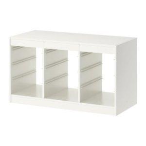 Ikea Trofast–Cadre, Blanc–99x 56cm