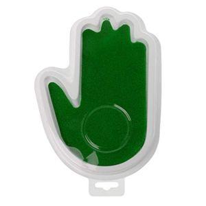 Guoyy Tampon encreur pour bébé – Impression d'empreintes de pas – Kit d'empreintes de mains Souvenir Maker (vert)
