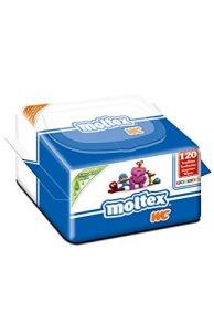 Moltex Lot de 2 lingettes pour toilettes Motif Pocoyo 120 pièces