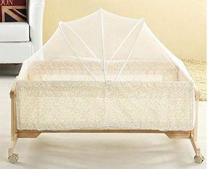 Portable bébé lit berceau pliant moustiquaire coussin matelas d'été bébé nourrissons moustique maille berceau filet