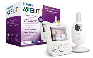 Philips AVENT SCD833/26 Téléphone vidéo Blanc