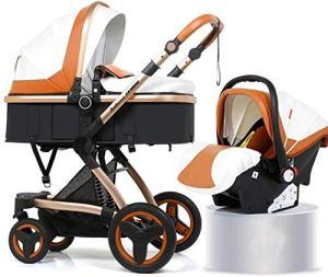 Porte-bébé HZYD 3 in1 Poussette Compact Poussette Poussette Transport (Couleur: F) (Couleur: B), Couleur: C ( Color : G )