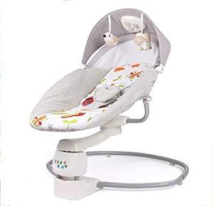 Yingeryaoyi Chaise bébé à Bascule Bébé Berceuse électrique bébé Berceau Multiple Mode d'alimentation du Nouveau-né lit for 0-3 Ans bébé à l'aide Rocking Chair Chaise bébé à Bascule