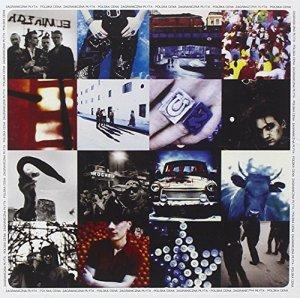 Achtung Baby : U2 – CD Album [Import allemand]