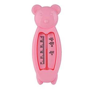 Bébé thermomètres à eau jouet intelligent ours forme bébé jouets de bain pour enfants enfants acurate température teller thermomètres de bain