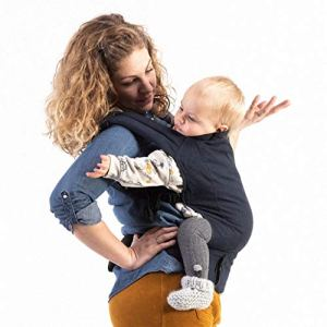 Boba 4GS | Porte-Bébé, Navy- Ergonomique, Confortable, Astucieux Et Innovant – Accompagne Les Parents Et Leurs Enfants Pendant Plusieurs Années