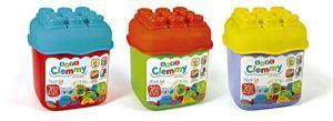 Clementoni Jouet De Premier Age – Baby Clemmy – Cubes 20 Pièces – modèle aléatoire