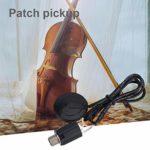 Idyandyan Guitare Banjo Violon Ukulele Guitare Acoustique Ramassage Son o Dispositif de ramassage à Cordes Accessoires Instrument