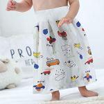 LYDQ Jupe pour enfant confortable 2 en 1 imperméable super absorbant anti-fuite lavable