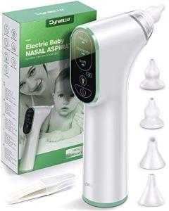 Mouche bebe électrique DynaBliss – Avec 3 niveaux d'absorption et 4 tailles – Astuces en silicone portable