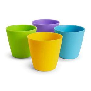 Munchkin Set de 4 Tasses d'Apprentissage – Multicolores