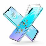 Oihxse Mode Motif de Diamant Case Compatible pour OnePlus 5T Coque Silicone Ultra Mince Transparent Souple Bumper Crystal Clair Anti-Rayures Antichoc Protection Cover,Diamant 4