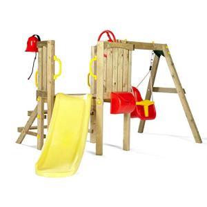 Plum – Centre d'activités bébé, bois naturel