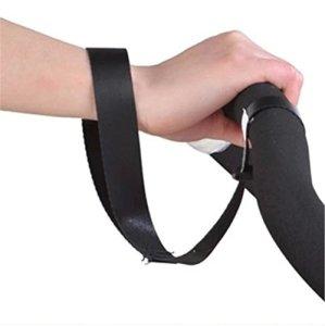 Affe bébé poussettes sécurité Sécurité Dragonne Bracelet Anti-off Band