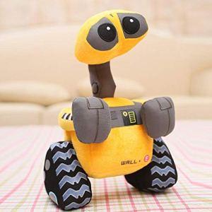 CPFYZH Dessin animé 55 Cm Robot Jouet en Peluche Modèle Doux en Peluche en Peluche Poupée Jouet Bébé Enfant Cadeau-55 Cm