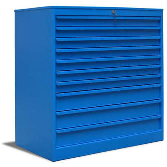 armoire d atelier a tiroirs