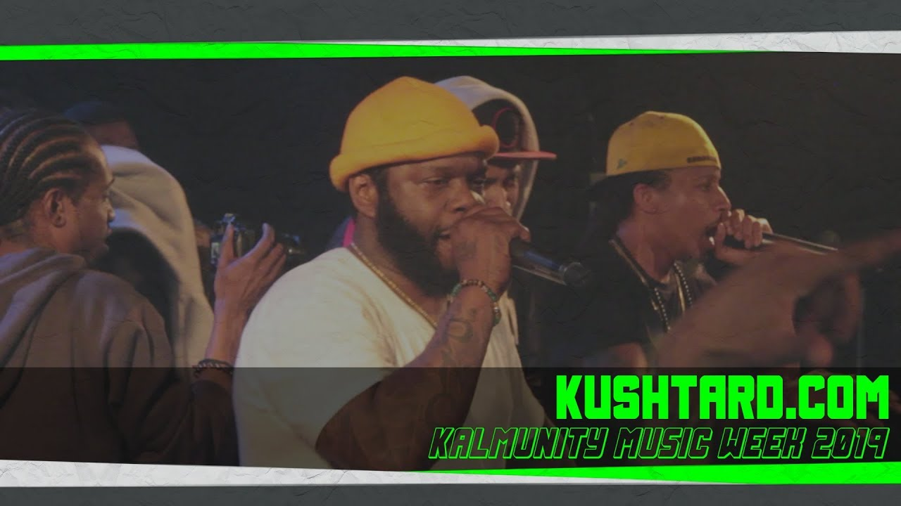 Kalmunity-Music-Week-2019-x-DAH-SHININ-ft.-Smif-N-Wessun-LIVE