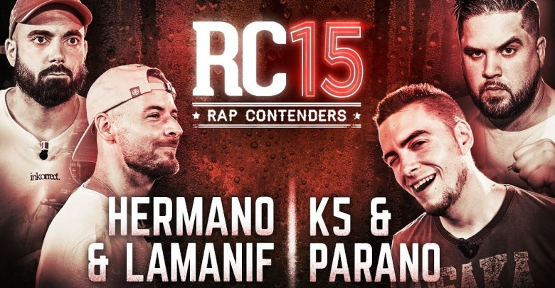 Photo of Lamanif & Hermano VS K5 & Parano – Maintenant disponible !