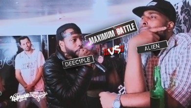 Photo of MAXIMUM BATTLE #1 – ALIEN VS DEEC1PLE – Une présentation de Maximum Event