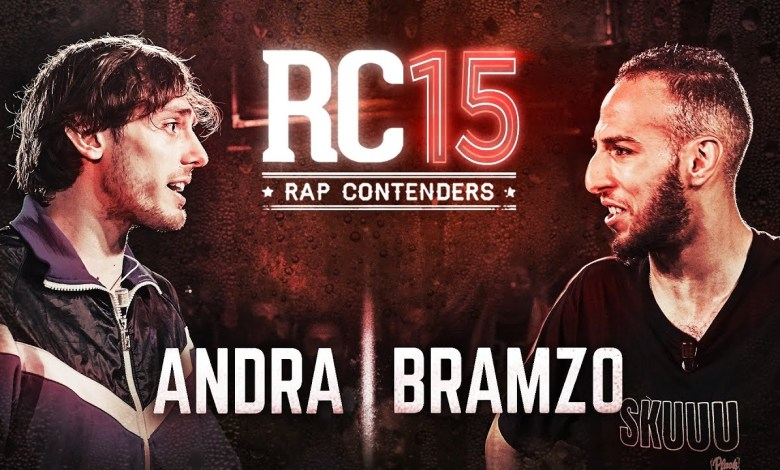 Photo of Rap Contenders 15 : Bramzo vs Andra