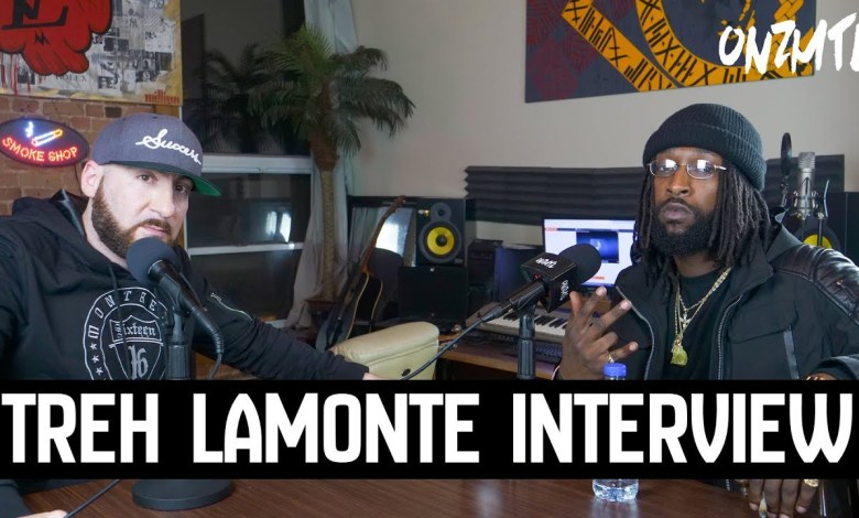 Photo of Treh Lamonte talks about his latest project, his nationality, the Montreal scene, + More
