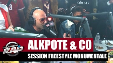 Photo of Alkpote – Session freestyle monumentale (Caballero & JeanJass, Roméo Elvis, Luv Resval, Savage Toddy