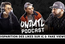 Photo of Fake Views sur YouTube & Disparition des Likes sur Instagram. || ONZMTL CONVO #0