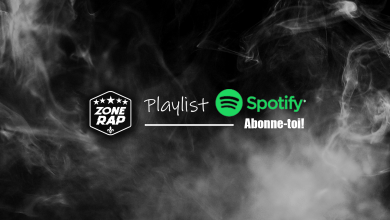 Photo of La nouvelle playlist Spotify de la ZONE est LIVE: Update NOVEMBRE