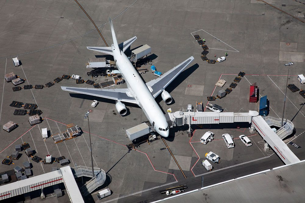 ZoneSafe Aircraft Damage Protection Proximity Warning System
