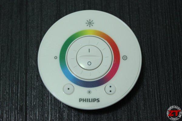 Deco Lampe Led Philips Livingcolors Iris