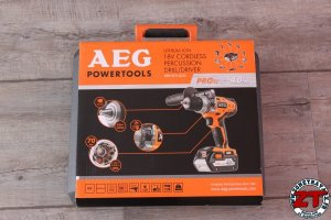 AEG Powertools Perceuse percuteuse BSB 18 CLI 402C