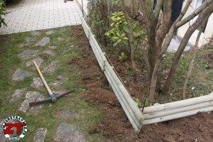 Installer bordure de jardin (13)
