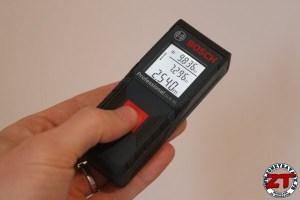 Telemetre laser GLM 30 BOSCH Pro (11)