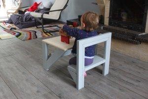 Fabriquer table ecolier enfant (41)
