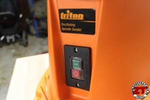 Triton Ponceuse Cylindre TSPS450