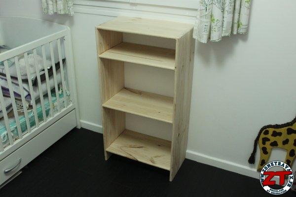 Exceptionnel Tuto : Fabriquer une étagère bibliothèque RI97