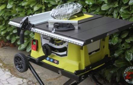 RYOBI scie sur table 1800W RTS1800EF-G