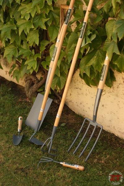 Test : la gamme d\'outils de jardin Somerset de Silverline